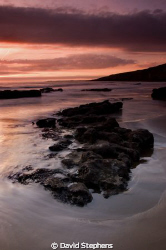 Southerndown beach, South Wales, UK. Taken with Nikon D100 by David Stephens